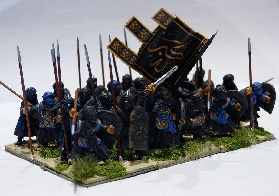 ANNONCE de la 1ère coupe de France de Kings Of War Historique  Black-guard
