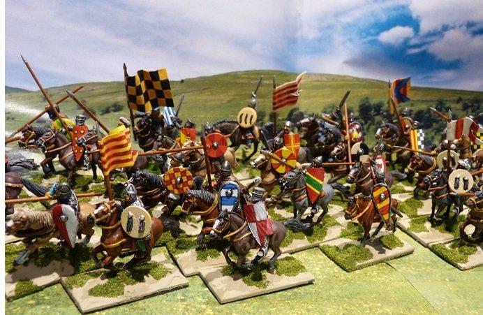 ANNONCE de la 1ère coupe de France de Kings Of War Historique  Espagnols